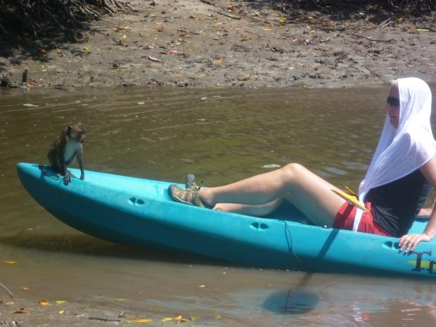 Canoeing trip, Koh Lanta