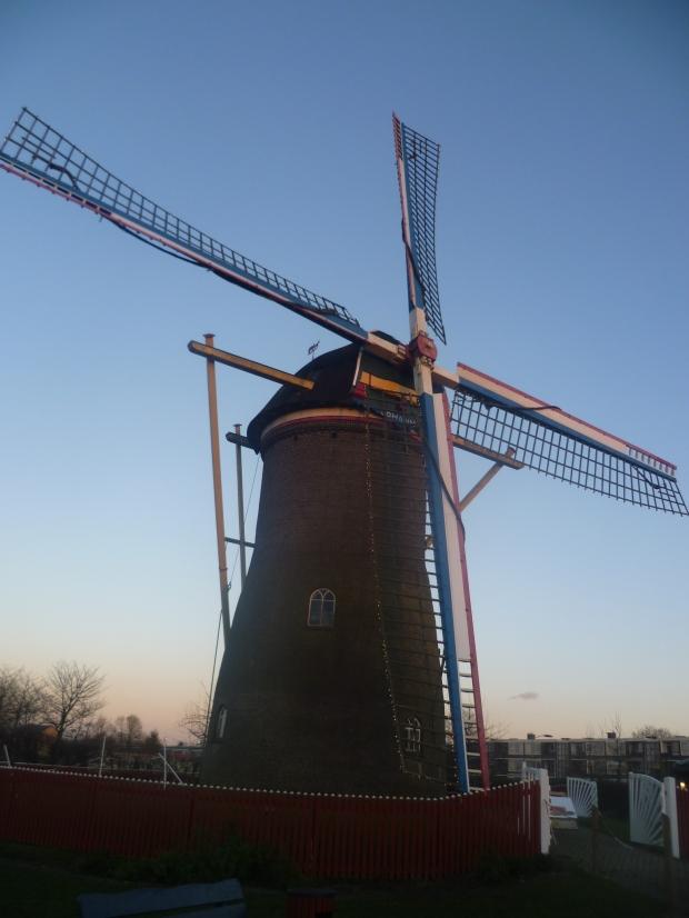 De molen Johanna, Culemborg, The Netherlands