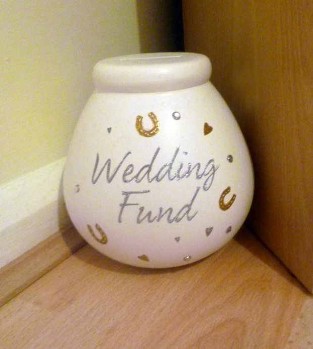 Pot of Dreams: Wedding Fund