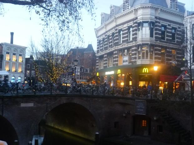 McDonalds, Utrecht