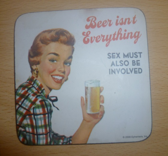 Beer isn't everything