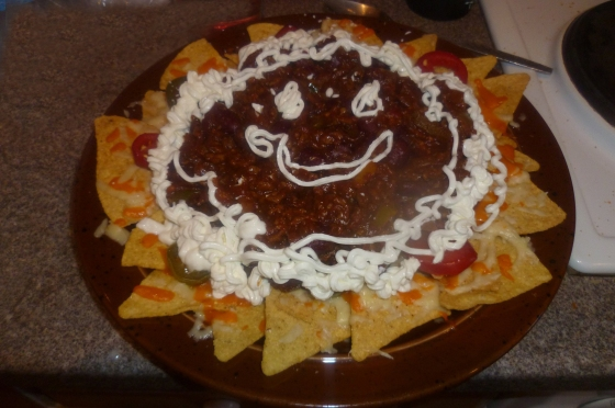 Happy chilli
