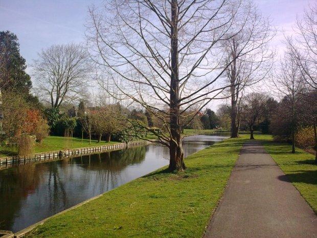 Bilderdijkpark, Bussum