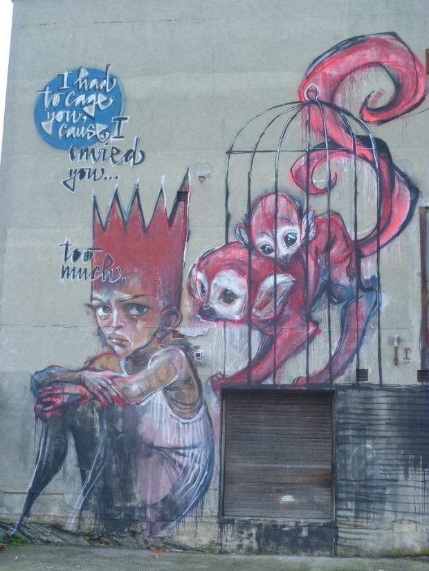 Street Art Stavanger, Norway