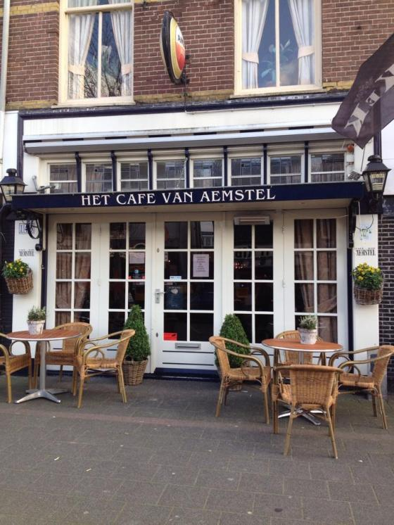 Our local - Het Cafe van Aemstel