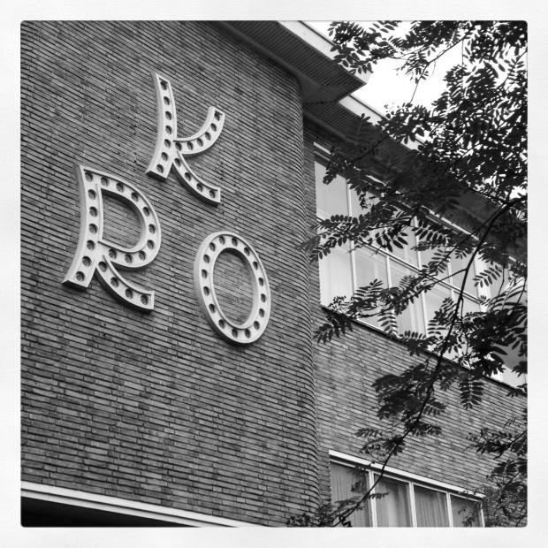 KRO Studio, Hilversum