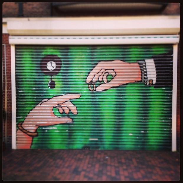 Street art, Hilversum