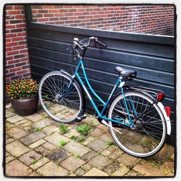Mijn fiets (my bike)