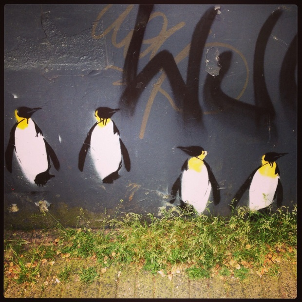Penguins, Amsterdam