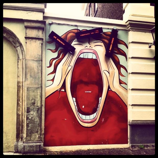 Street Art, Utrecht