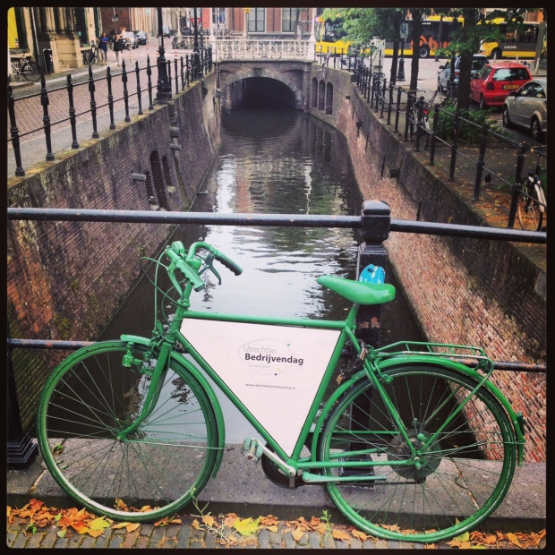 Utrecht green bike