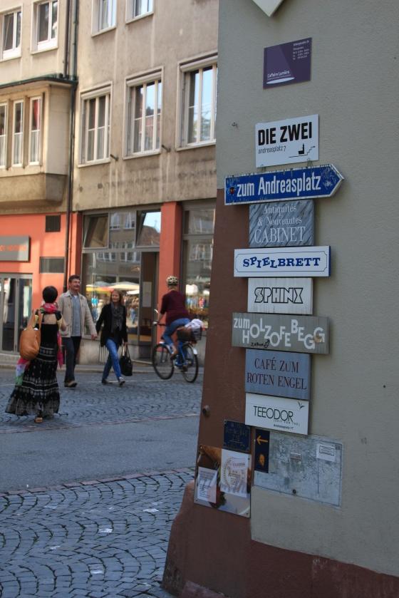 Zum Andreasplatz, Basel, Switzerland