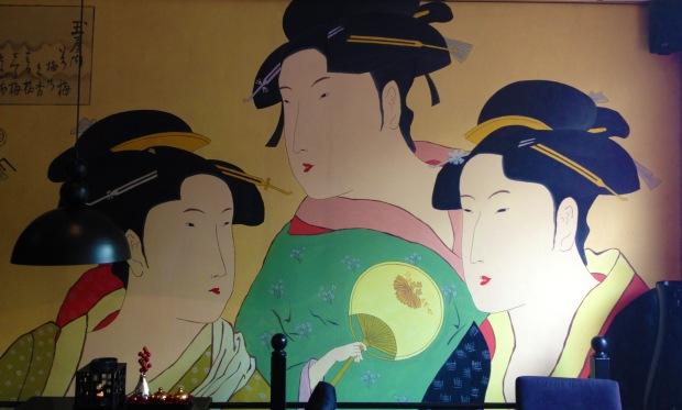 Mural @ Toyko, Hilversum