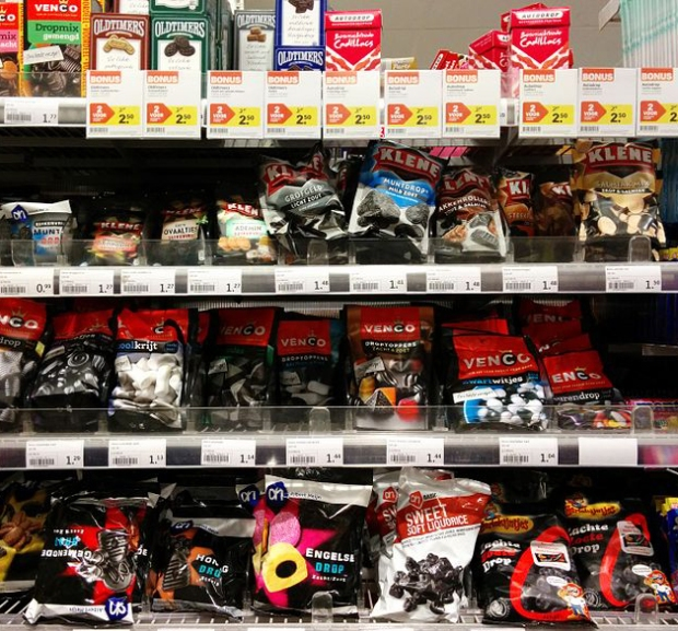 Liquorice choices