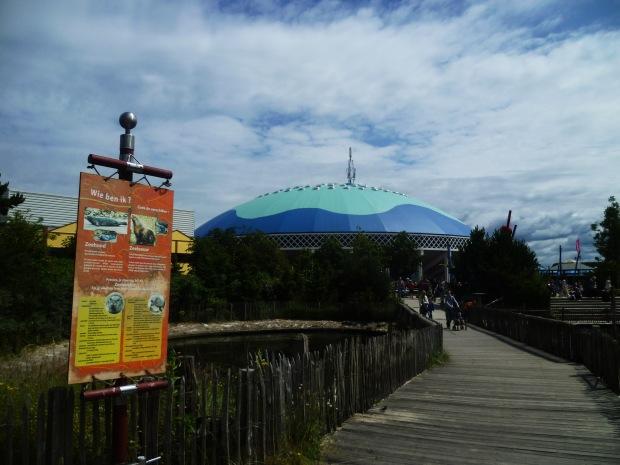 Het dolfijntheater