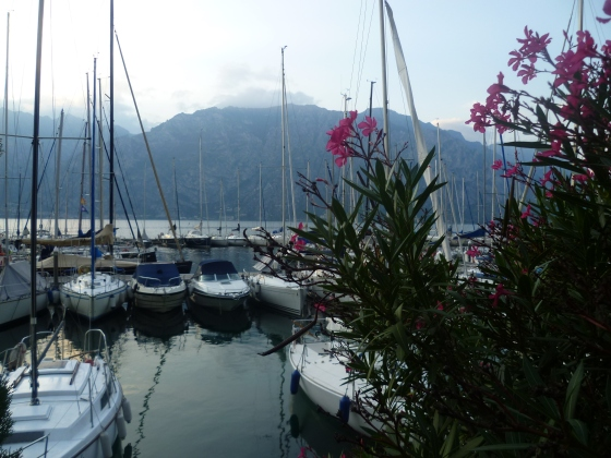 Marina Navene, Lake Garda