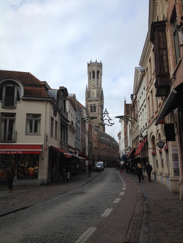 Belfry Tower, Bruges