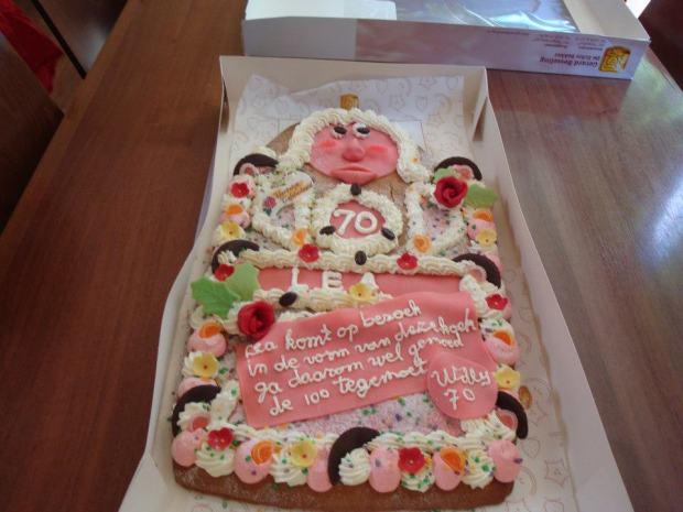 Lea cake - 70
