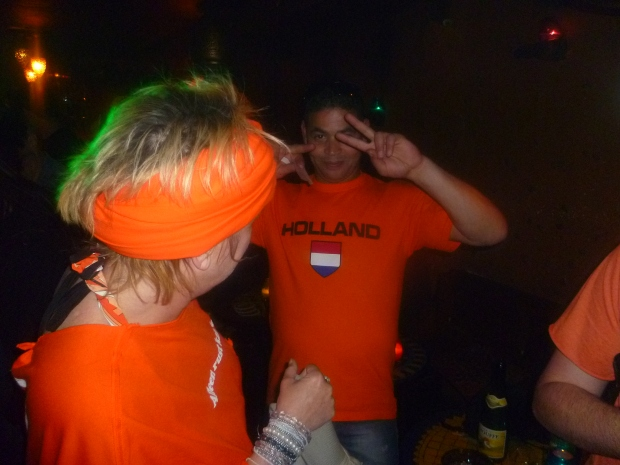 Kings Day Holland tshirt
