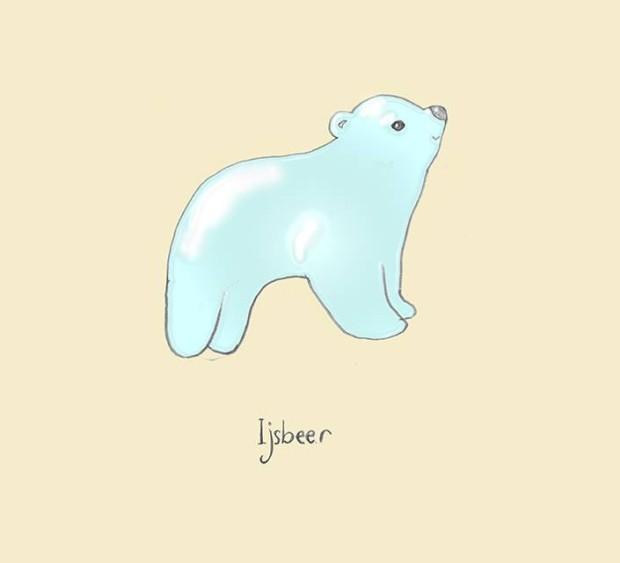 IJsbeer (polar bear)