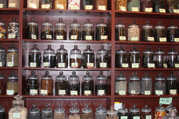 Het Oud-Hollandsch Snoepwinkeltje