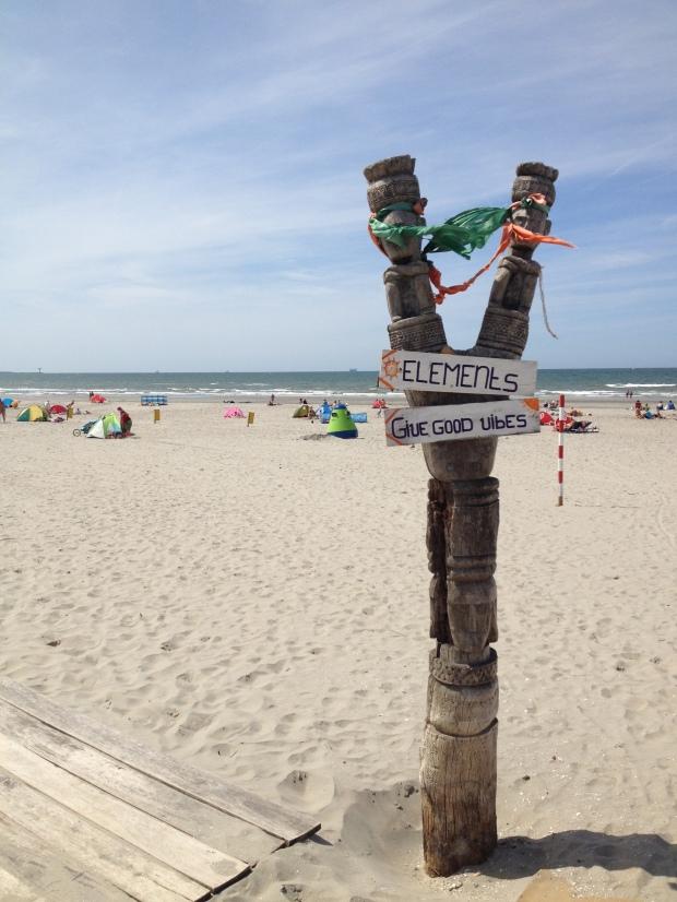 Elements Beach, s Gravenzande