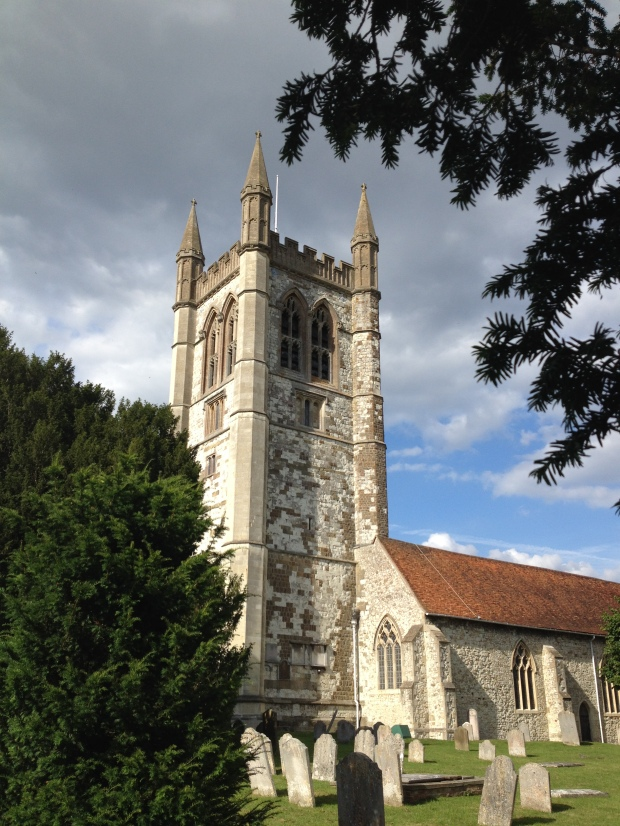 St Andrew's Church, Farnham