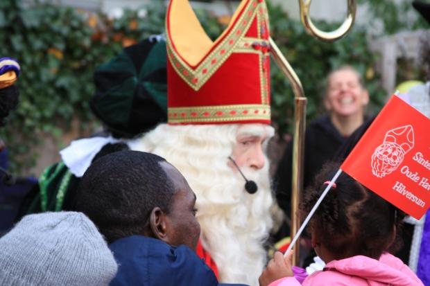 Intocht Sinterklaas in Hilversum