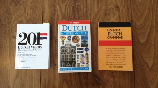 Learning Dutch materials