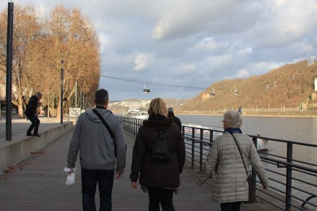 Seilbahn Koblenz