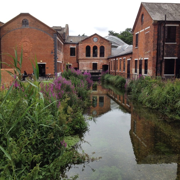 Bombay Sapphire Distillery, Whitchurch