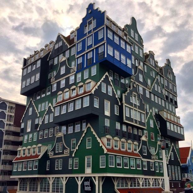 Inntel Hotel, Zandaam