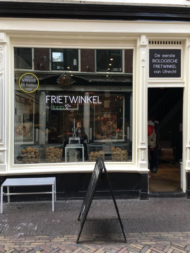 Frietwinkel Utrecht