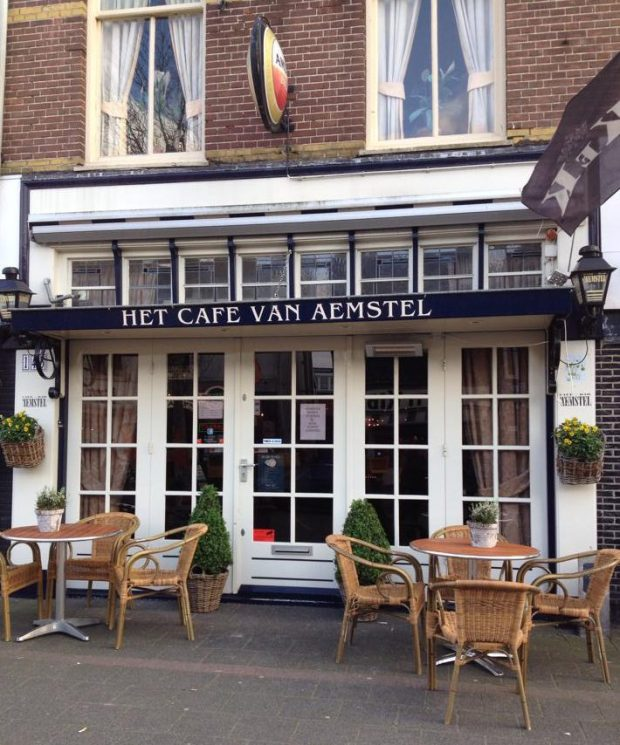 Het Cafe van Aemstel, Hilversum