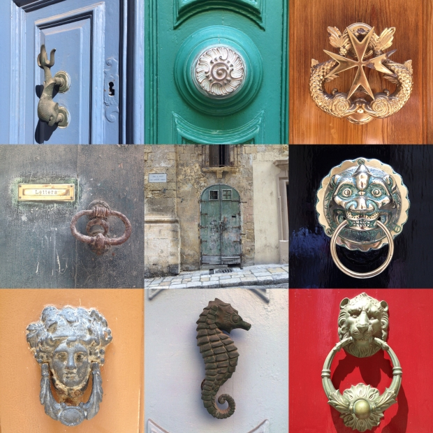 Door knockers, Malta