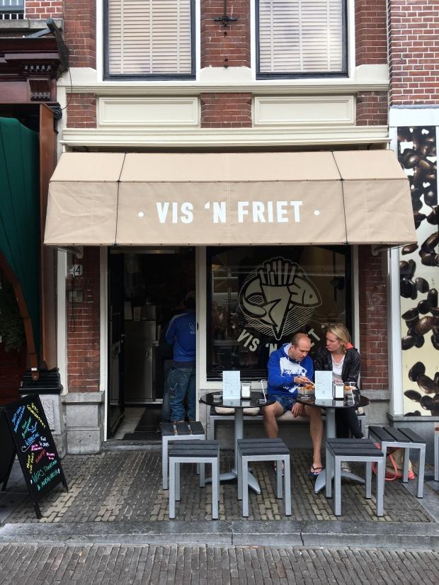 Vis en Friet, Utrecht