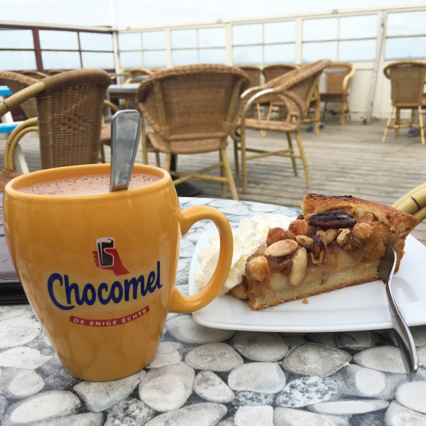 Chocomel and appeltaart, De Branding, Renesse