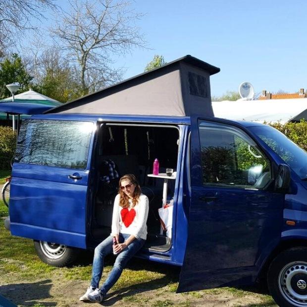 Janis the camper van