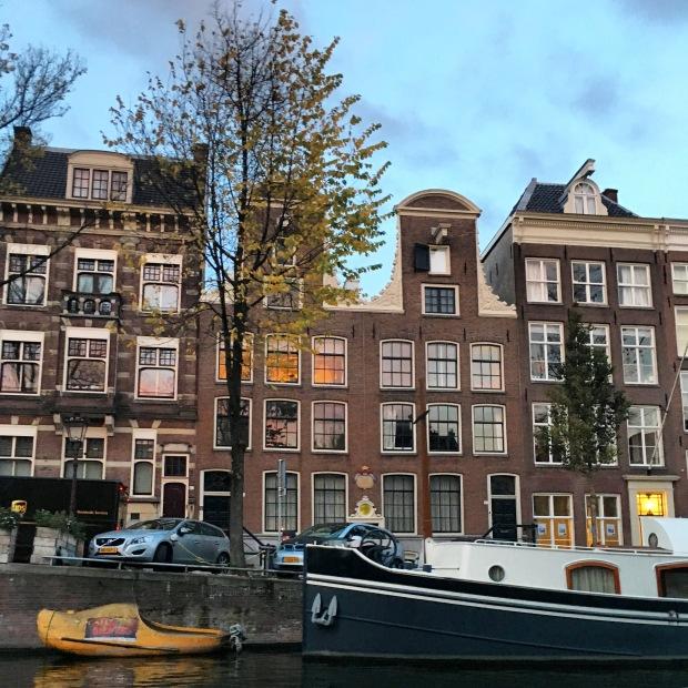 Mokumboot Amsterdam