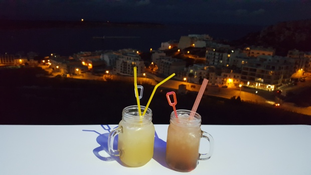 Sea View Cafe, Mellieha, Malta