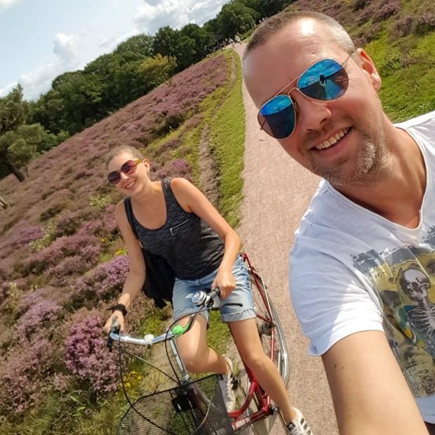 Bike ride Hilversum